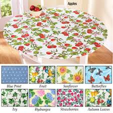 Plastic Fitted Tablecloths Top 10 Best Fitted And Round Table Covers In 2017 Review