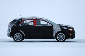 kia stonic first pictures of upcoming nissan juke rival autocar
