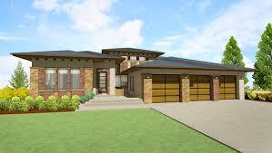 modern prairie house plans prairie style house plan aberdeen 10 428 front plans modern