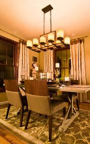 Rectangle Dining Room Light Luminous Rectangle Chandelier By Maxim Lighting Transitional