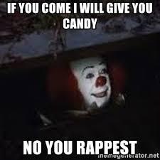 Scary Clown Meme - clown meme generator meme best of the funny meme