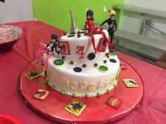 ladybug party ideas ladybug cake table red and black