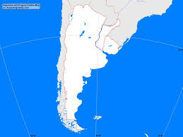Map Of Uruguay Argentina And Uruguay Outline Map A Learning Family