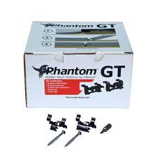 fiberon phantom hidden deck fastener kit bkt brd phtm gt b90 the