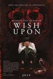 film up leeftijd wish upon wikipedia