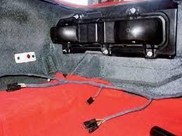 68 chevelle tail lights first gen camaro led taillights 1969 camaro installation super