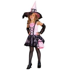 pink witch costume toddler lacy witch with glovelettes child costume buycostumes com