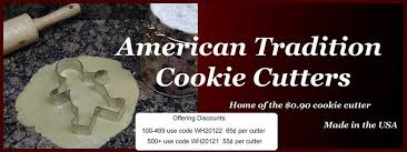 american tradition cookie cutters home