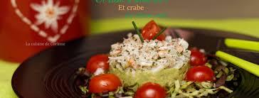 la cuisine de corinne ecrasé d avocat et crabe au citron vert la cuisine de corinne