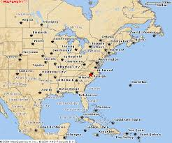 map eastern usa states cities us map states east coast map of usa states and cities east coast