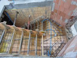 treppe betonieren hausgartenleben ch bauen wohnen garten familienleben