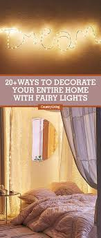 24 ways to decorate your home with lights decorating