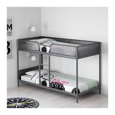 TUFFING Bunk Bed Frame Dark Grey X Cm IKEA - Ikea uk bunk beds