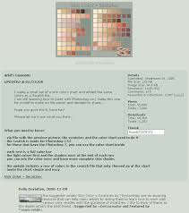 michelle rivail skin color swatches japan