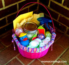 baby s easter gifts inspiration for baby gift easter basket mamacravings