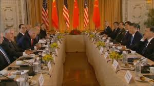 president trump chinese president hold roundtable at mar a lago