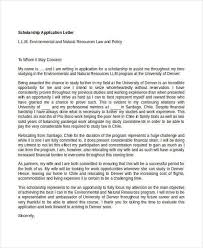 how to write a cover letter for college scholarships how to