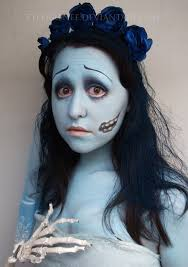 Corpse Bride Costume Halloween Costume Makeup Nahooyanswers Freeforums Org