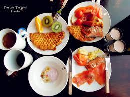 cr駱ine cuisine 挪威 早餐要吃什麼 就是要吃 燻鮭魚 bodo thon hotel nordlys 索恩諾
