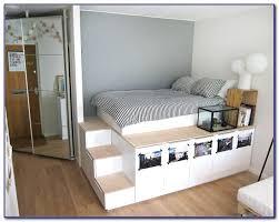 ikea bed ikea platform bed best 25 ikea storage bed ideas on pinterest ikea