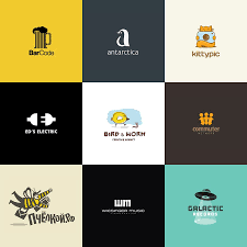 creative font design online how to create a company logo and corporate identity online logaster