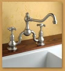 herbeau creations de dion single hole wall mount faucet