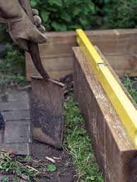 how to make a raised bed how tos diy