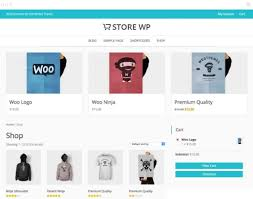 woocommerce themes store 35 best free wordpress woocommerce themes for 2018