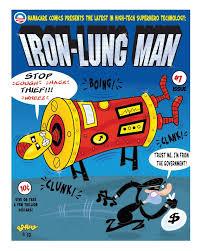 art jumble blog iron lung man