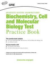 practice book biochem g r a d u a t e r e c o r d e x a m i n a