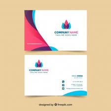 Design Visiting Card Business Card Vectors Photos And Psd Files Free Download
