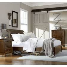 Wooden Headboard And Footboard  Wayfair