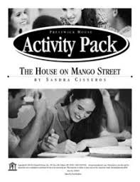 The House on Mango Street Activity Pack  th    th Grade Worksheet     The House on Mango Street Activity Pack Worksheet