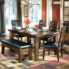 trendy dining room tables contemporary dining room sets with benches kitchen dinette sets