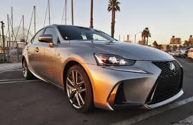 lexus is f sport 2017 2017 lexus is350 f sport road test review by ben lewis