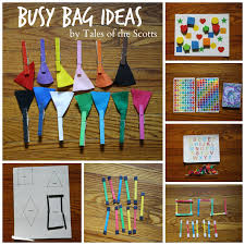 easy craft ideas for home decor tales of the scotts diy childrens crafts home decor busy bag first