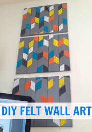 diy wall art perfect for a rental c r a f t