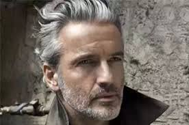 hairstyles for men over 60 with gray hair back flow short yaya pinterest beard styles