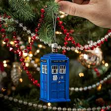 dr who tardis ornaments rainforest islands ferry