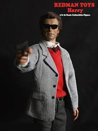 Clint Eastwood Halloween Costume Dirty Harry Clint Eastwood Harry Callahan 1 6 Scale Figure Dirty