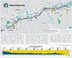 Boston College Map by Lace U0026 Race April 2013
