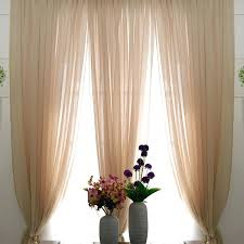 linen lace curtains 2 x tab top french country cotton linen
