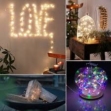halloween wedding party aliexpress com buy 2m 20 led starry string lights wire lights