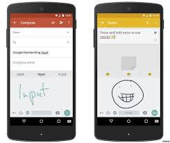 google launches handwriting in 82 languages for android