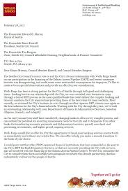 seattle city light transfer wells fargo sends new letter to city offers to end contract early