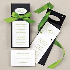 Wedding Programs With Ribbon Papers And Ink Top Wedding Program Templates Everafterguide