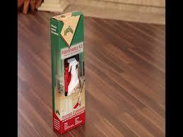 aquashine hardwood and laminate flooring cleaner 28 ounces at