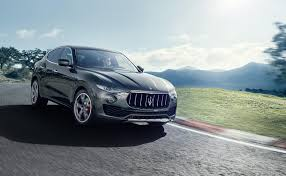 maserati sedan 2018 maserati levante suv to get plug in hybrid version via pacifica