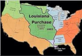 Louisiana Purchase Map by Presentation By Albertbaca77