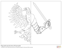 ireland coloring pages free coloring pages